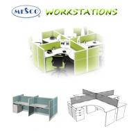 Staff Workstations & Partitions