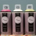 FLEUR PAINT SPRAY CHALKY LOOK 300ML ASSORTED