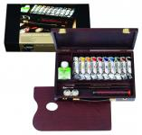 Rembrandt acrylic colour box Traditional