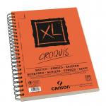 CANSON XL CROQUIS A4 90 G/M2 AND 120 SHEETS