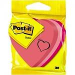 3M 2007H/75 Post-it Heart Shaped Leaves