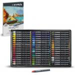 Lyra Aquacolor water-soluble wax crayons