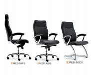 MESCO CM-f56 LEATHER EXECUTIVE OFFICE CHAIR