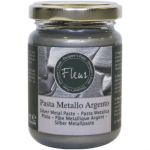 FLEUR METALLIC SILVER  PASTe relief 130 ML