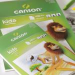 Canson® Art Craft Drawing Pads for Kids