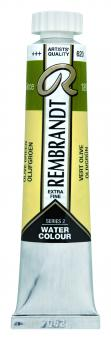 Rembrandt water colour tube 20 ml