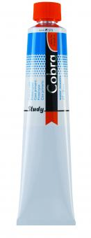 Cobra Study water mixable oil colour 200ml