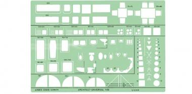 Linex 1259S universal architecture template