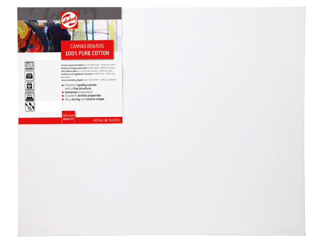 Talens canvas boards